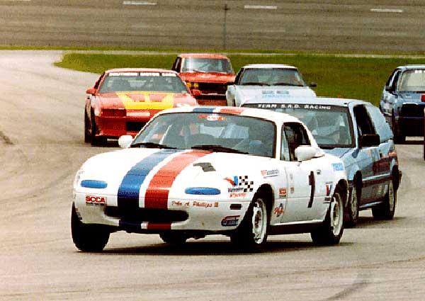 Phillips Race Prep